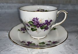 Duchess Bone China - Violets
